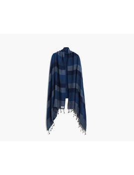 Indigo Stripe Wrap by Levi's