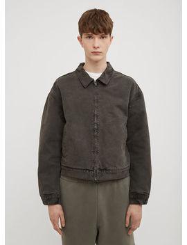 Uniform Jacket In Grey by Yeezy