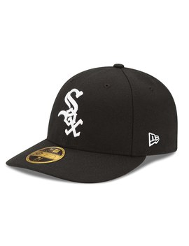 Chicago White Sox New Era Authentic Collection On Field Low Profile Game 59 Fifty Fitted Hat   Black by New Era