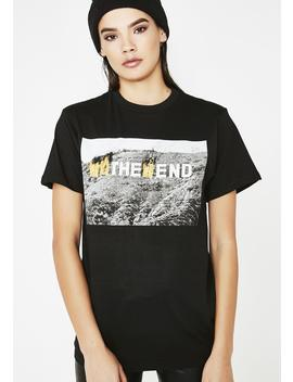 The Hills T Shirt by The End