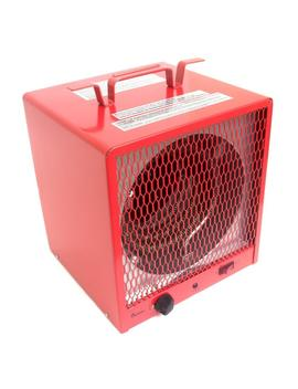 Industrial Series 5600 Watt 240 Volt Portable Garage Heater With Thermostat by Dr Infrared Heater
