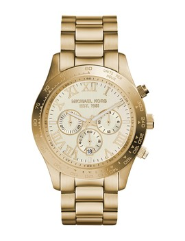 Layton Analog Quartz Bracelet Watch, 43mm by Michael Kors