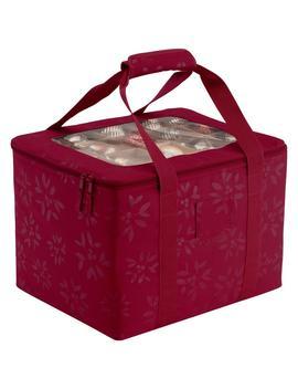 Seasons Ornament Organizer And Storage Bin by Classic Accessories