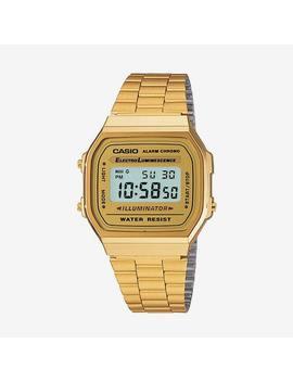 Gents Digital Gold by Casio