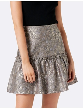 Ruby Jacquard Prom Skirt by Forever New