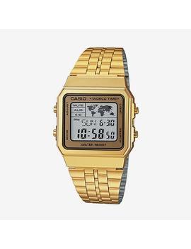 A500wga Gents Digital Gold by Casio