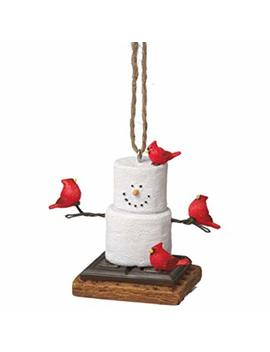 Midwest Cbk S'mores With Cardinals Ornament by Midwest Cbk