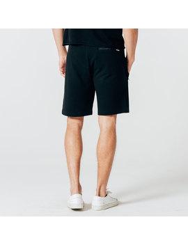 Mens Sweatshorts In Black by Dstld