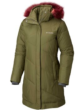 Columbia Women's Plus Size Snow Eclipse Mid Insulated Jacket by Columbia