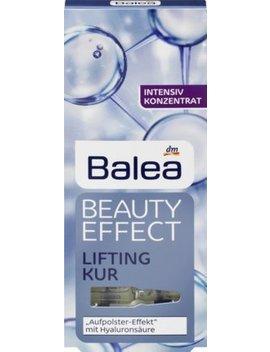 Balea Beauty Effect Lifting Treatment Ampoules With Hyaluronic Acid Balea Beauty Effect Lifting Kur 24er Pack   24x (7x0.03 Fl.Oz.) by Balea