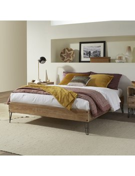 Grain Wood Furniture Montauk Queen Platform Bed by Grain Wood Furniture