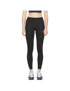 Black Coeeze Leggings by Adidas Originals