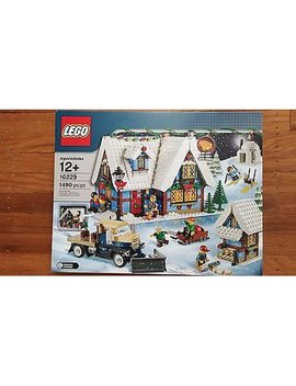 Lego Creator Winter Village Cottage 10229 by Lego