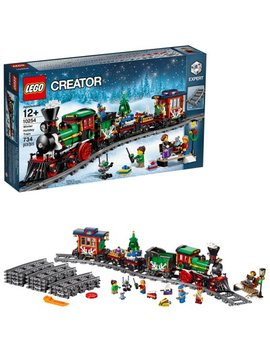 Lego Creator Expert Winter Holiday Train 10254 by Lego