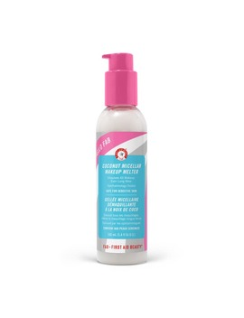 First Aid Beauty Hello Fab Coconut Micellar Makeup Melter 160ml by First Aid Beauty