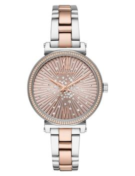 Sofie Bracelet Watch, 36mm by Michael Kors