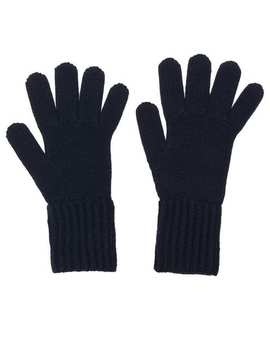 Knitted Gloves by Prada