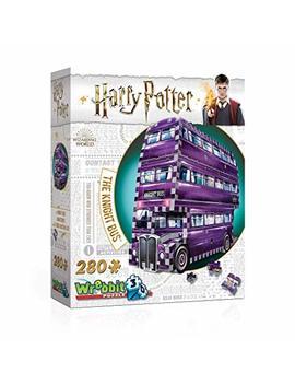 Wrebbit 3 D W3 D 0507 Harry Potter The Knight Bus 3 D Puzzle   280 Pieces by Wrebbit 3 D