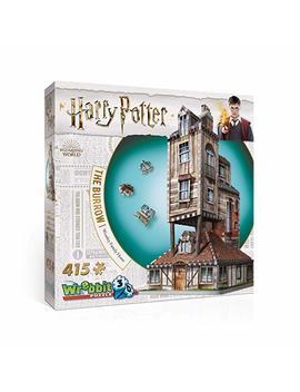 Wrebbit 3 D Puzzle Harry Potter    The Burrow Weasley Family Home 3 D Puzzle (415 Piece) by Wrebbit 3 D Puzzle