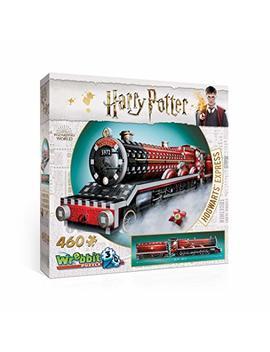 Wrebbit 3 D Puzzle  W3 D 1009 Harry Potter Hogwarts Express Puzzle by Wrebbit 3 D Puzzle