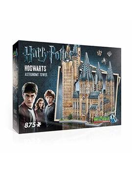 Wrebbit 3 D Puzzle Harry Potter Hogwarts Astronomy Tower Puzzle by Wrebbit 3 D Puzzle