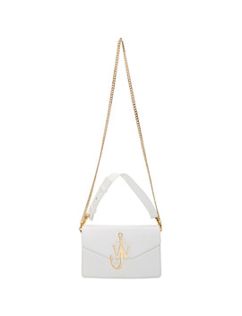 White Logo Bag by Jw Anderson
