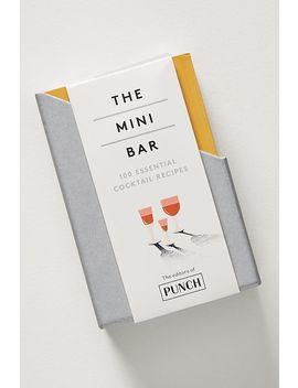 The Mini Bar by Anthropologie