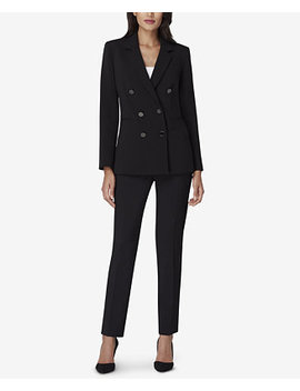 Double Breasted Jacket by Tahari Asl