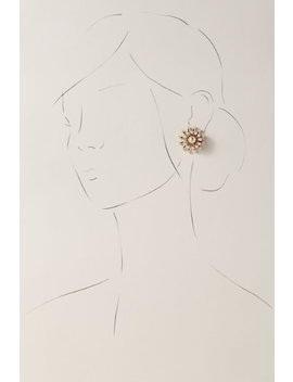 Cosma Earrings by Bhldn