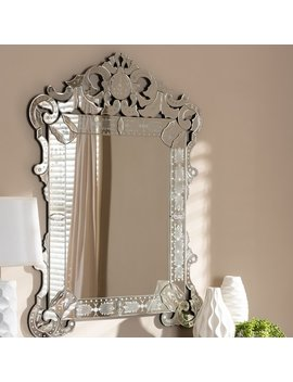 House Of Hampton Isidro Wall Mirror by House Of Hampton