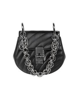 Drew Bijou Nano Shoulder Bag   Black by Chloe