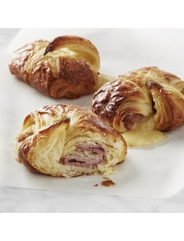 Williams Sonoma Ham & Cheese Croissants, Set Of 10 by Williams   Sonoma