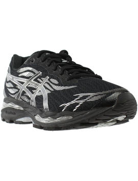 Asics Gel Ziruss Running Shoes  Black  Mens by Asics