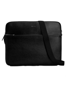 Matt &Amp; Nat® Coen Messenger Bag   Black by Matt And Nat