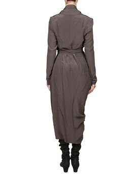 Rick Owens Draped Dress by Rick Owens