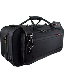 Protec Trumpet Rectangular Pro Pac Case With Mute Storage Compartment, Model Pb301 by Pro Tec