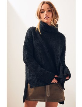 Mink Pink The One Boxy Knit Sweater by Pacsun