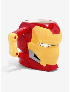 Marvel Avengers Iron Man Mug by Hot Topic