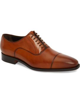 Knoll Cap Toe Oxford by To Boot New York