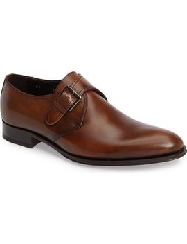 Emmett Monk Strap Shoe by To Boot New York