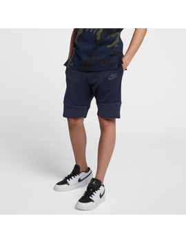 Nike Tech Fleece Shorts by Foot Locker
