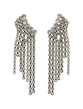 Transparent A Wild Shore Earrings by Isabel Marant