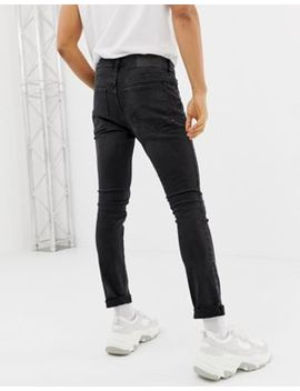Cheap Monday Tight Jeans In Black by Cheap Monday