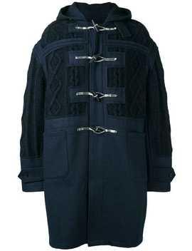 Oversized Duffle Coat by Maison Margiela
