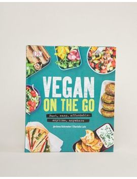 Vegan On The Go Easy Recipe Book by Asos Brand