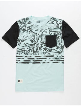 Lira Tropics Boys Pocket Tee by Lira