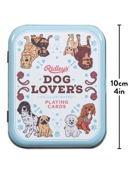 Ridley's Dog Lovers Playing Cards by Ridley's