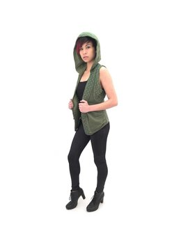 Woodland Vest Mm103 by Etsy