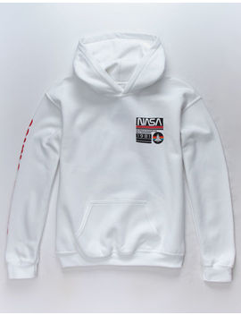 Neon Riot Nasa Shuttle Boys Hoodie by Neon Riot