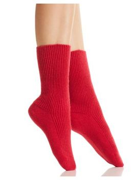 Cashmere Cozy Socks   100 Percents Exclusive by C By Bloomingdale's